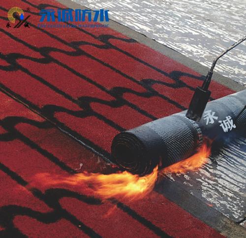 北京立体多彩改性沥青防水卷材
